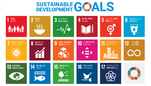 SDGs17目標